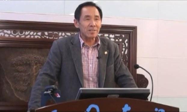 中国福建省厦门大学教授尤盛东因在课堂上发表政治言论遭校方解聘,引发社会舆论的强烈反弹。(Public Domain)