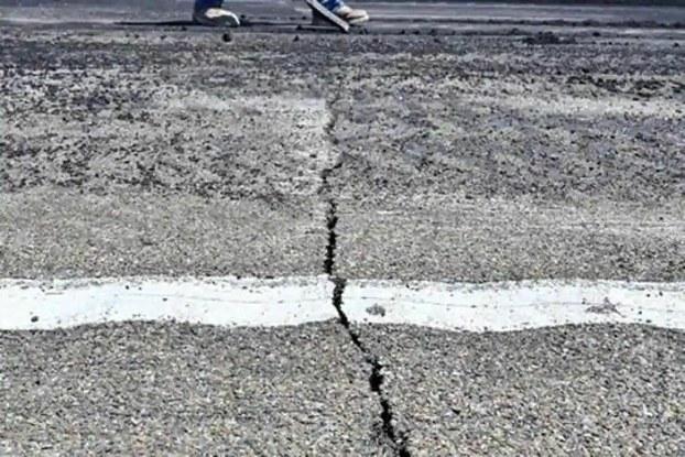 2020年7月12日早晨,河北省唐山市发生了5.1级的地震。(路透社)