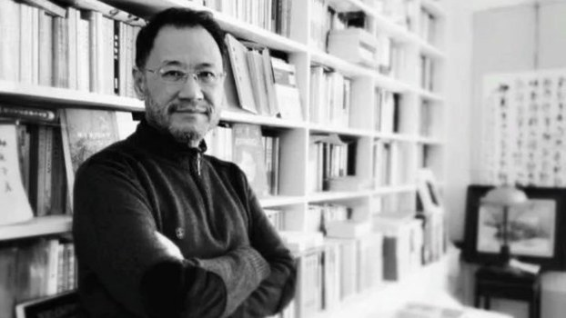 资料图片:清华大学教授许章润。(推特图片)