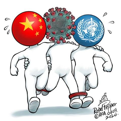 变态辣椒:世卫和中国沆瀣一气