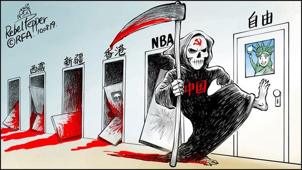 变态辣椒:有谁能阻止中国?