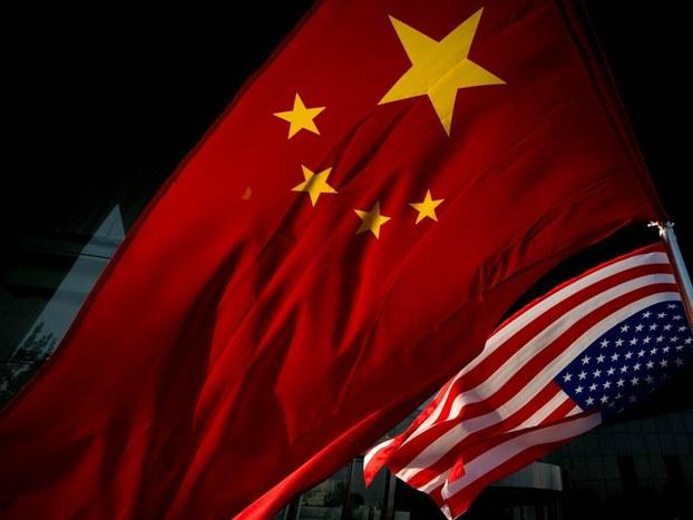 中美之间的贸易战不断升级(AFP)