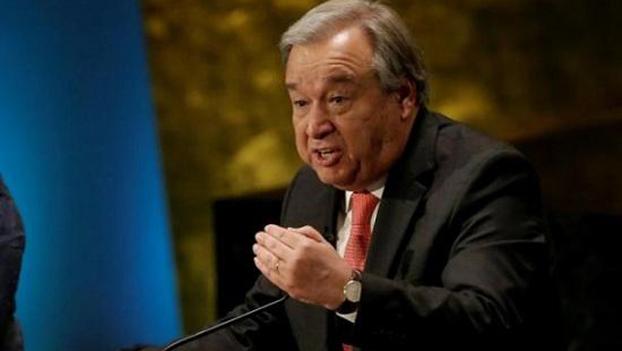 联合国秘书长古特雷斯。(资料图)
