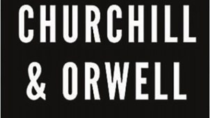 《丘吉尔与奥威尔》封面截图(Public Domain)