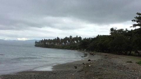 资料图片:所罗门群岛 - Red Beach, Guadalcanal(于德胜提供)
