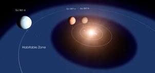2019年8月底,美国国家航空暨太空总署(NASA)宣布,他们的一颗巡天卫星发现距离太阳系仅31光年的可能适于人类生存的行星,命名为GJ357d。(视频截图/NASA)