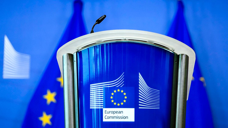 欧盟呼吁中方尊重香港的高度自治,并表示会密切关注事态发展。(法新社资料图片)