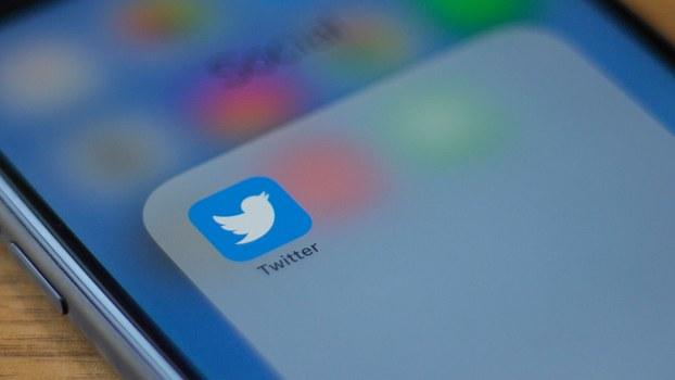 2019年9月20日,社交网站推特公司宣布关闭4302个中国内地及香港的帐号。(法新社)