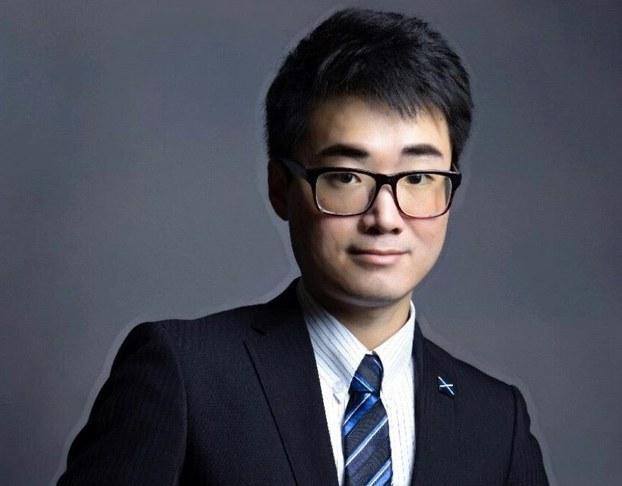英国驻香港总领事馆职员郑(Simon Cheng)。(路透社)