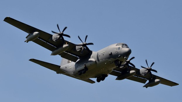 美国空军MC-130J特种作战飞机。(资料照/U.S.Department of Defense)