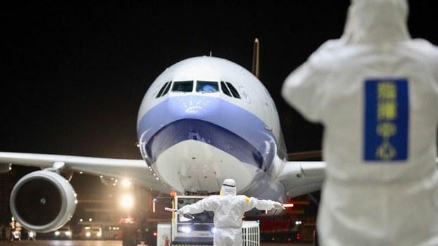 台湾将派出华航两架次接回滞留湖北台人。(资料照,疾管署提供)