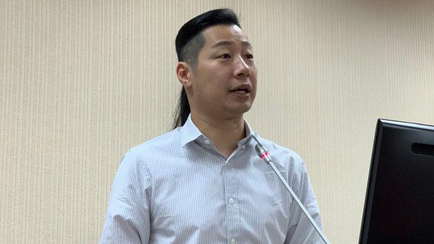 无党籍立委林昶佐(RFA资料照)