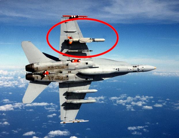 增程距外陆攻飞弹(SLAM-ER)。(翻摄自LOCKHEEDMARTIN网站)