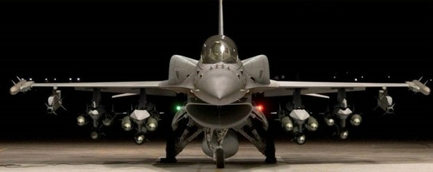F16V战机。(图取自美商洛克希德马丁公司网站)