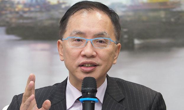 台湾国家政策研究协会谘询委员董立文(RFA资料照)