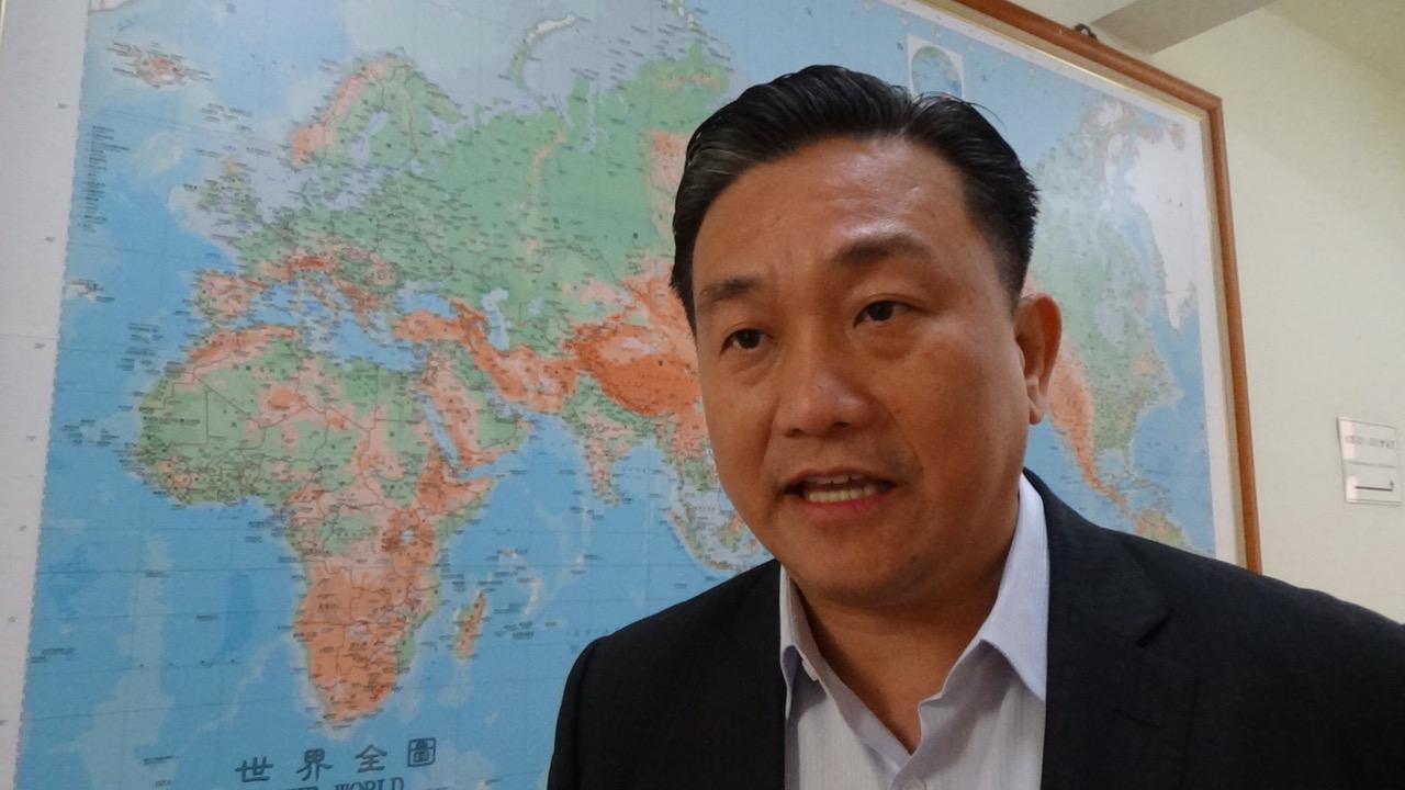 民进党立委王定宇。(资料照、记者夏小华摄)