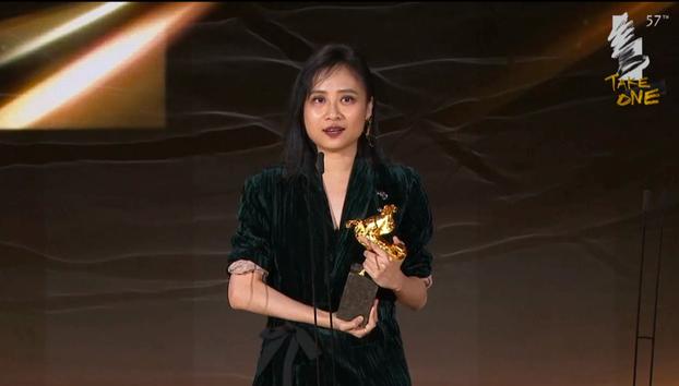 来自中国、在香港工作多年的女导演李哲昕执导的《迷航》,拿下第57届金马奖最佳纪录片。(金马影展脸书)
