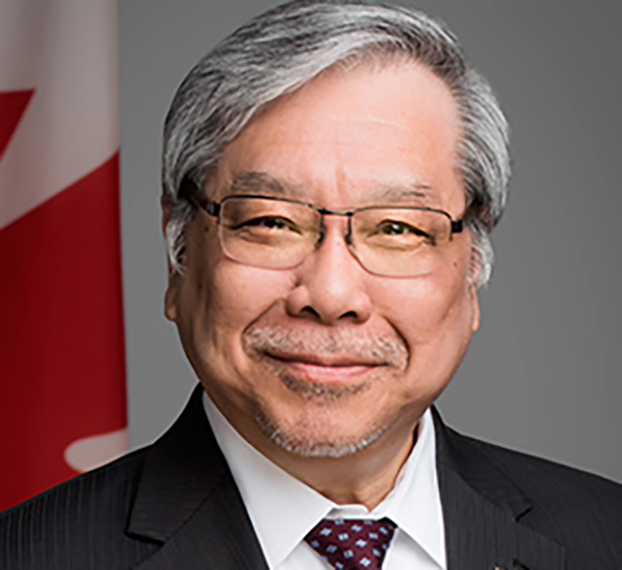 加拿大参议员吴清海 (Thanh Hai Ngo) (参议员官网)