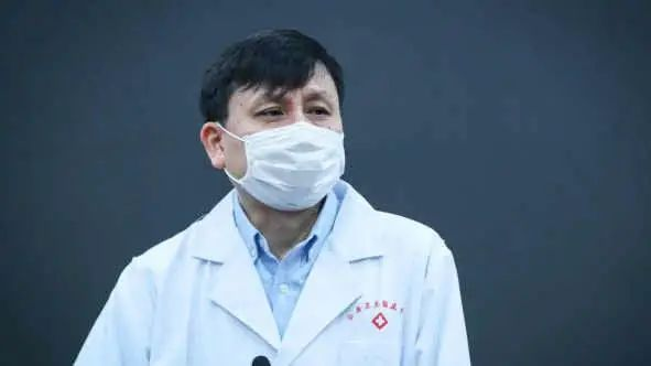 上海华山医院感染科主任张文宏(Public Domain)