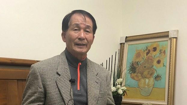 台大兽医系名誉教授赖秀穗。(资料照、记者夏小华摄)