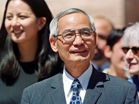 图片:华裔科学家李文和也曾被控为间谍。(法新社)