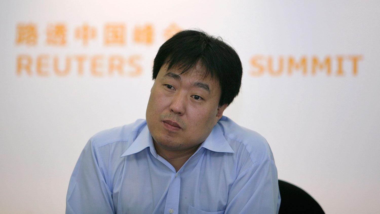 安信证券首席经济学家兼中国太平洋保险集团独立董事高善文(路透社)