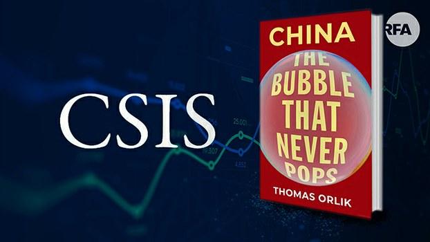 美专家:中国经济泡沫离破灭还很远(自由亚洲电台制图)