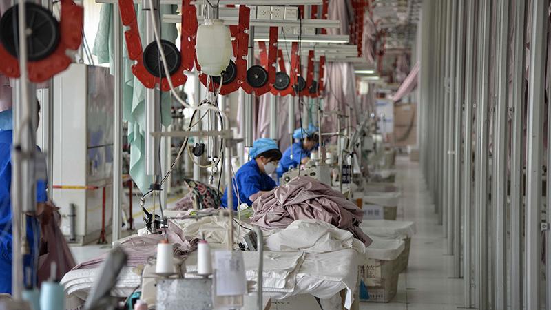 美国对华的新一轮关税将重挫中国民企(法新社)