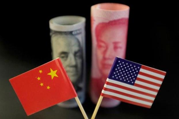 中共高官吁准备与美元脱钩(路透社图片)