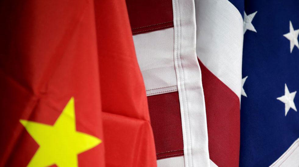 负责本次中美贸易谈判的中国副总理刘鹤告诉到访的美国官员,本次谈判将不包括中国工业改革和对企业的补贴政策。(资料图/路透社)
