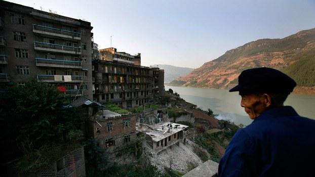 """中国脱贫行动始于2015年,自去年12月23日至今,先后有西藏、重庆、黑龙江、陕西及河南等十多个省贫困县""""清零""""。(路透社资料图片)"""