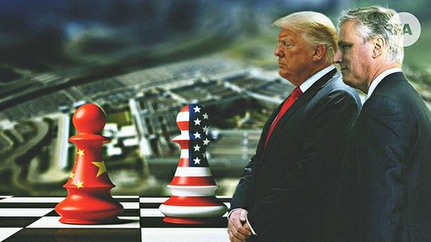 美国安顾问: 误判中共是1930年以来最大外交失误(图片素材来自法新社)