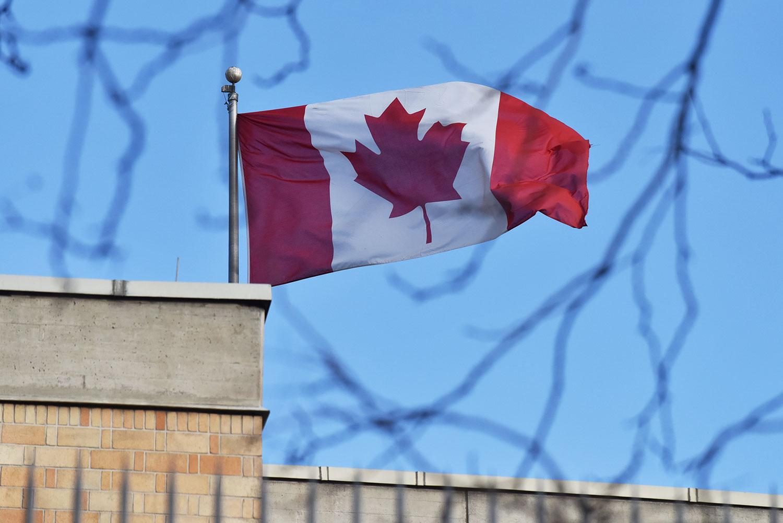 加拿大安全情报局(CSIS)的研究报告暗指,中国正在加拿大进行更多经济间谍活动,影响加拿大国家安全和利益。(资料图/法新社)