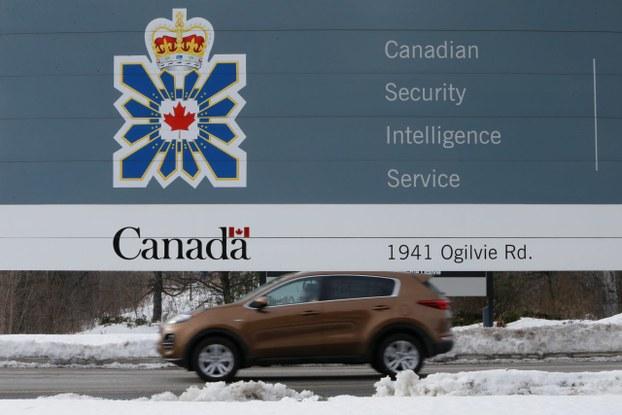 加拿大安全情报局(CSIS)警示,中国经济间谍活动增多。(资料图/路透社)
