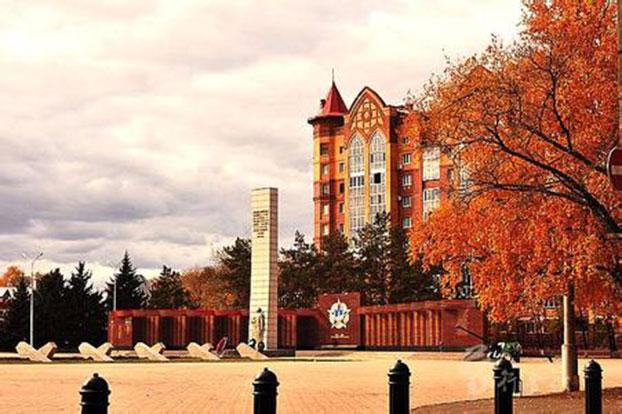 资料图片:布拉戈维申斯克市。(public domain)