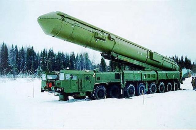 东风-41被称为是大陆最新而且最致命的远程导弹。(public domain)