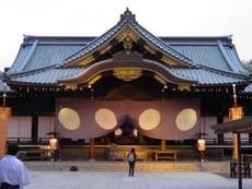 图片:靖国神社(南洲摄)