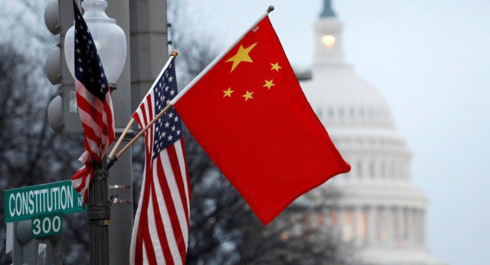 中国官媒《环球时报》总编辑胡锡进(7日)披露,中国正在内部动员和美国坚决斗争。(资料图/路透社)