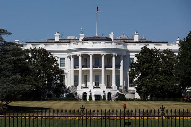 2020年5月21日,美国白宫发表《中国策略》报告,评估美、中关系的最新状况并发出警示。(美联社)