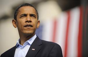 图片:美国总统奥巴马。(法新社资料图)