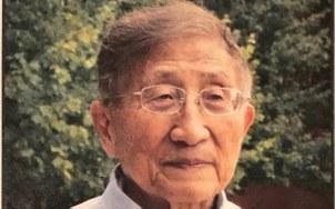 旅美作家、翻译家巫宁坤先生(图源:巫宁坤告别暨追思会)