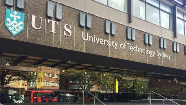 澳大利亚悉尼科技大学的一栋大楼(Public Domain)