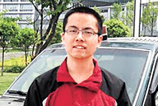 图片:腾讯财经记者张贾龙因会见美国国务卿时发言,遭到腾讯公司解聘。(网络资料)