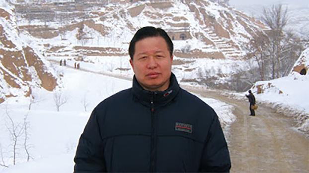 中国人权律师高智晟(维权网)