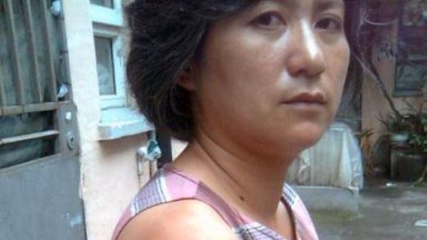 资料图片:上海访民马亚连。(维权网)