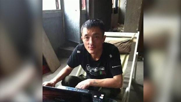 """资料图片:2017年8月3日,""""非新闻""""创办人卢昱宇,因""""寻衅滋事罪""""而被判入狱4年。(维权网)"""