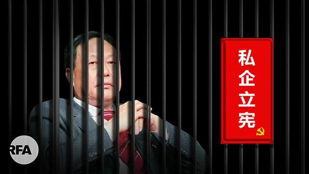孙大午:一个有思想的农民企业家(自由亚洲电台制图)