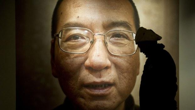 刘晓波已经连续被中国政府监禁九年(AFP)