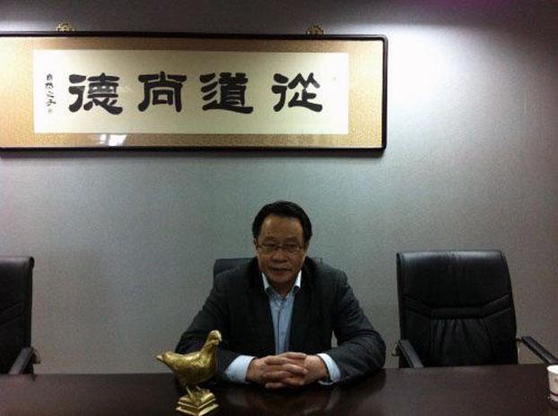 中国维权律师莫少平(资料图/参与网)