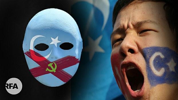 多国议员敦促调查新疆种族灭绝(自由亚洲电台制图)
